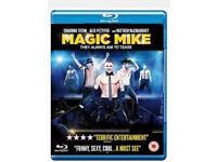 Magic Mike BLU-RAY (plus others)
