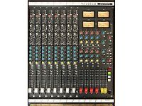 Soundcraft 200 BVE Mixing Console 8 channel