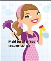 Maid Just For You