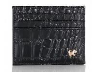 LOST WALLET - black crocodile leather card holder (see picture) on HACKNEY CENTRAL AREA