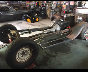 1928 Model A Project