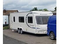 Bailey Pageant Series 7 Loire 6 berth 2008