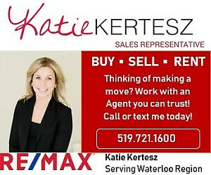 MOVING TO CAMBRIDGE OR KW REGION?