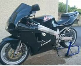 For sale, Zx7r, Running but needs new gear forks, eazy fix, good condition, perfect project bike