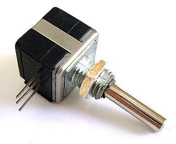 250k Ohm Potentiometer 1w 149-11-254 Precision Spectrol
