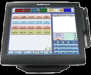 On sale today! Ranger POS system