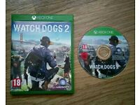 WATCH DOGS 2. XBOX ONE.