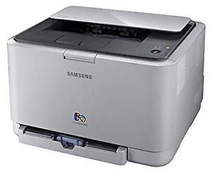 Laser color printer Samsung CLP-310N for parts / Pieces