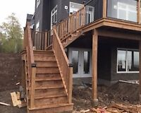 Insured deck and fence builders