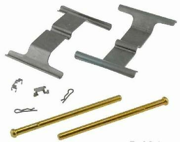 Lexus GS GS450 GS450h 2011-Present FRONT Brake Pad Disc Fitting Hardware Kit