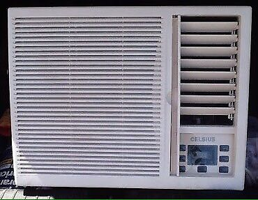 BOX TYPE AIRCON CELSIUS WITH REMOTE Thornlie Gosnells Area Preview