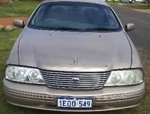 1999 Ford Fairlane Ghia Sedan Donnybrook Donnybrook Area Preview