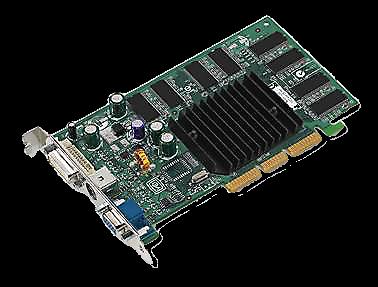 Nvidia GeForce FX 5200 - 64 MB RAM Grafikkarte - Apple PowerMac G5 #Sehr gut