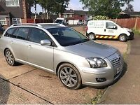 TOYOTA AVENSIS ESTATE 2.2 D4D TURBO DIESEL HPI