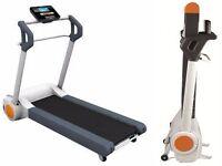 Reebok I-run foldaway treadmill