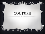 Encore Couture