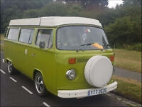REDUCED 1977 RHD Late Bay VW Campervan For Sale