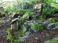VIU's Milner Gardens 8th Annual Fairy Houses June 21 to 24, 2018