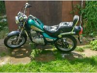 125 motorcycle offer welcome