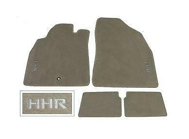 chevy hhr mats ebay. Black Bedroom Furniture Sets. Home Design Ideas