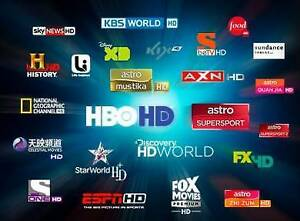 Free IPTV and Android TV Box Programming