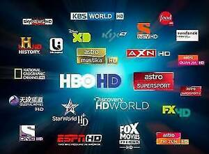 Android TV Box Programming Live Tv
