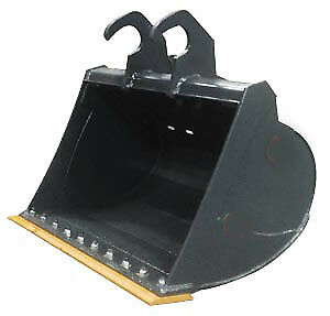 EXCAVATOR BUCKETS, RIPPERS AND RAKES