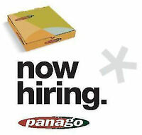 Panago Pizza country hills hiring full and part time start asap!