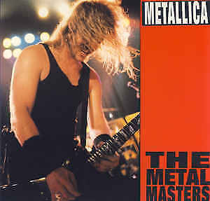 Metallica - The Metal Masters LP