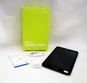 "NEW Samsung galaxy Tab E (SM-T377W) 8""  1.3GHz, 16GB"