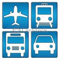 Rides to Pearson Airport or Billy Bishop Airport