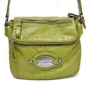 290ff0b039d5 Liz Claiborne Green Handbag