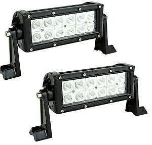 Led light bar ebay off road led light bars aloadofball Choice Image