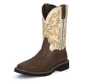 Justin Boots Work Cowboy Gypsy Roper New Used Ebay