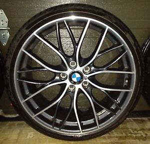 BMW M Mag And Tires 20 Inc RunFlat