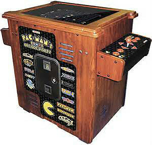PacMan's Arcade Party -  Cocktail Table