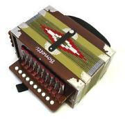 Button Box Accordion