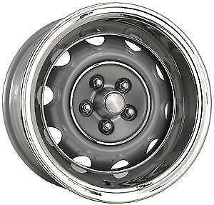 Duster/Charger/Cuda rally wheels, 15X6.5, sell trade London Ontario image 3