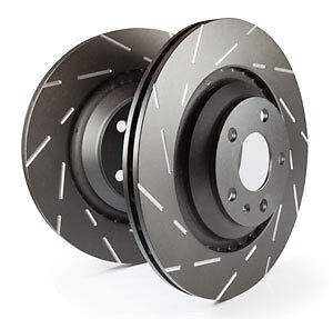 EBC ULTIMAX BRAKE DISCS FRONT USR1392 TO FIT A6 (C6)/A8 (D3)