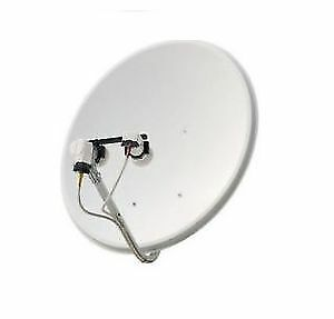 Satellite Dish and HD Antenna Installation