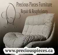 REUPHOLSTERY, TRAILER / RV CUSHION, MARINE, FURNITURE