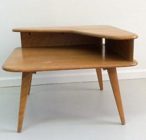 Elegant Antique Corner Tables