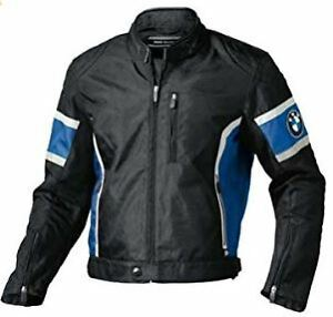 Genuine Men's BMW Motorrad Club 2 Motorcycle Jacket