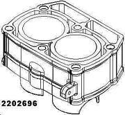 RZR Cylinder