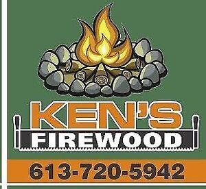 KENS FIREWOOD * firewood for sale / bois de chauffage a vendre
