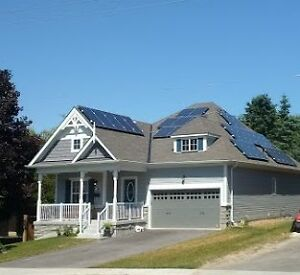 Solar - Free / Residential / Commercial / Off Grid Kitchener / Waterloo Kitchener Area image 9