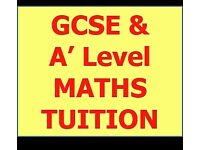 GCSE & GCE A' Level MATHS TUTOR: 1-to-1 in SEAFORD. Qualified Teacher: Graham Haslip, MA(Ed), BEd""