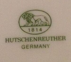 Dinner Plates - Fine China - Hutschenreuthes Germany Windsor Region Ontario image 3
