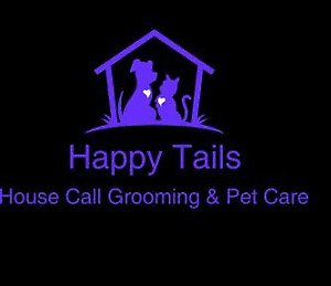 Happy Tails House Calls-Grooming and Pet Care