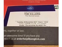 The Killers @ the 02